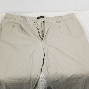 Men's khaki pants Canyon Ridge 46 waist